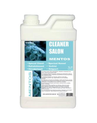 Diamex Cleaner Salon Mentos - uniwersalny preparat do czyszczenia, usuwający nieprzyjemne zapachy, o aromacie miętowym