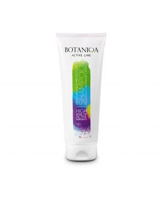 Botaniqa Active Line Moisturizing & Protection Shampoo - szampon intensywnie nawilżający i regenerujący