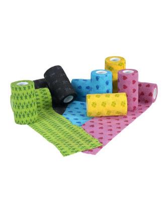 Kruuse - Fun-Flex bandaż, szerokość 5cm, długość 4,5m