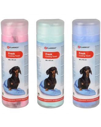 Flamingo Fresk Cooling Towel 66x43cm - ręcznik chłodzący dla psa i kota