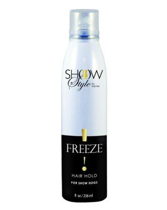 Show Style Freeze Hair Hold 236ml - lakier do włosów utrwalający fryzurę i dodający objętości