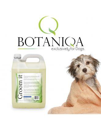 Botaniqa Groom It Shampoo 4L - szampon dla groomera, do pierwszego, zasadniczego mycia