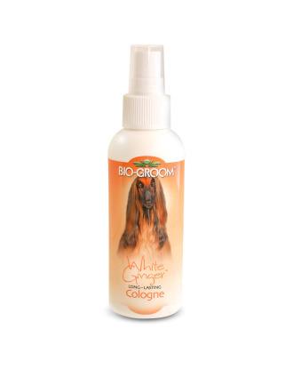 Bio-Groom White Ginger Cologne 118ml - woda perfumowana o zapachu białego imbiru