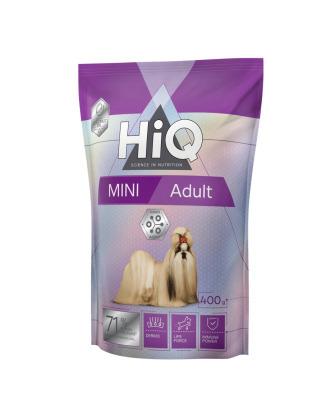 HiQ Mini Adult - pełnowartościowa karma dla dorosłych psów małych ras, z drobiem