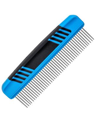 Groom Professional Rotating Tooth Comb 19cm - duży grzebień z obrotowymi ząbkami