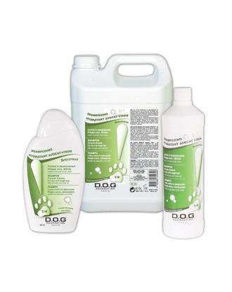 Dog Generation Hydrating Shampoo with Avocado & Mink Oils - szampon nawilżający z awokado i olejkiem norkowym