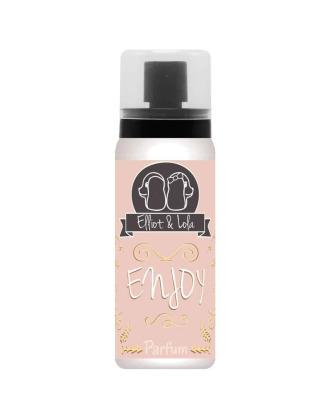 Diamex Elliot&Lola Enjoy 50ml - perfumy o subtelenym, kwiatowym zapachu