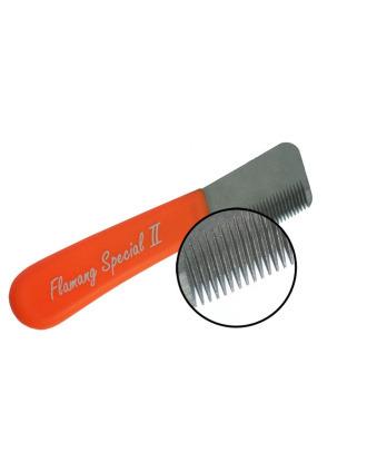 Hauptner Flamang II - trymer klasyczny do włosa średnio-długiego i długiego, dla osób leworęcznych