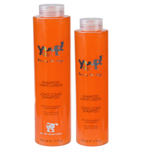 Yuup! Home Long Coats Shampoo