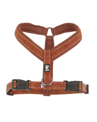 Hurtta Casual Y-Harness Cinnamon - szelki guard dla psów